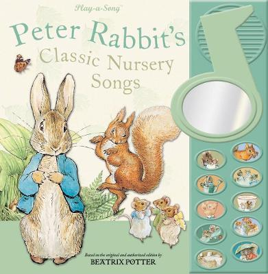 Peter Rabbit's Classic Nursery Songs