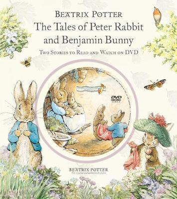 The Tale of Peter Rabbit and Benjamin Bunny Book and DVD