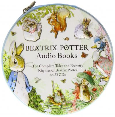 Beatrix Potter Audio Books