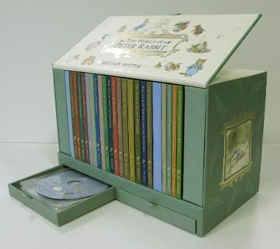 The World of Peter Rabbit: The Collector's Edition of Original Tales 1-23 with Audio Books
