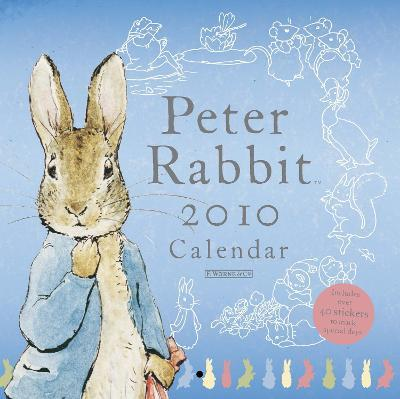 Original Peter Rabbit Calendar 2010