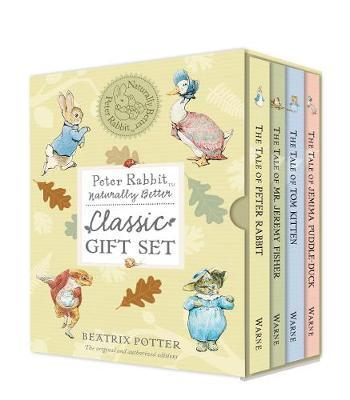 Peter Rabbit Classic Gift Set: Naturally Better