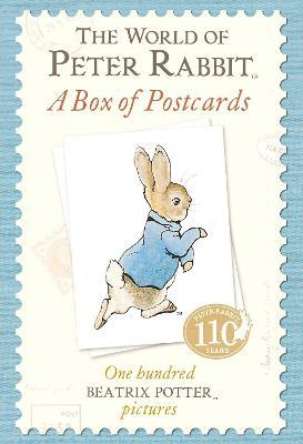 The World Of Peter Rabbit A Box Postcards