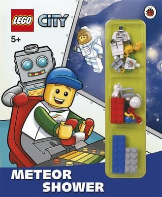 LEGO City: Meteor Shower Storybook with Minifigures and Accessories