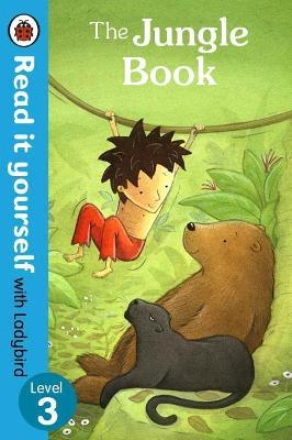 The Jungle Book - Read it yourself with Ladybird Cover Image