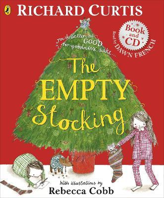 The Empty Stocking book and CD