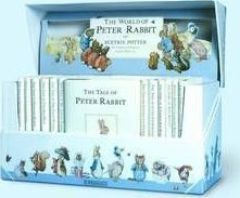The World of Peter Rabbit Boxset: Tales 1-23