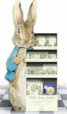 Peter Rabbit Easter Baby Books Dumpbin (34 Copy)