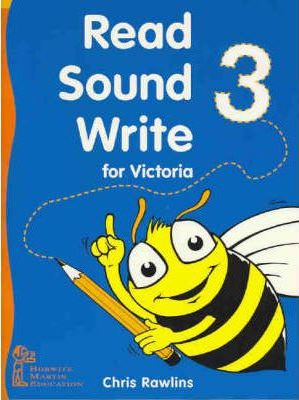 Read Sounds Write for Victoria: Book 3