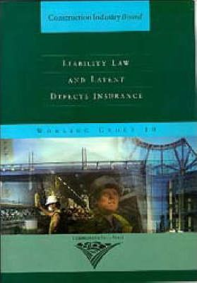 Liability Law and Latent Defects Insurance