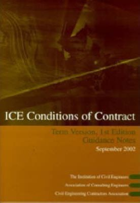 ICE Conditions of Contract Term Version