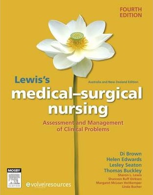 Lewis Medical Surgical Book