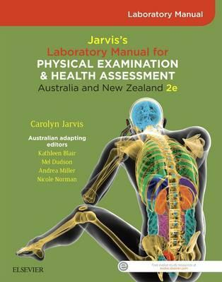 student laboratory manual for jarvis s physical examination and rh bookdepository com Physics Laboratory Manual PDF jarvis student laboratory manual answers