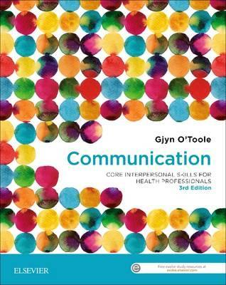 Communication Cover Image