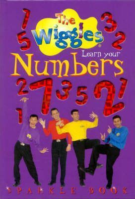 Wiggles Sparkle Book Learn Your Numbers