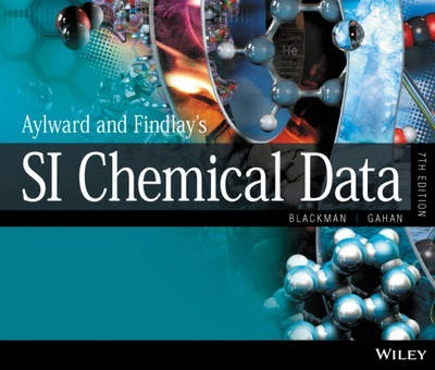 aylward and findlay s si chemical data lawrie gahan 9780730302469 rh bookdepository com