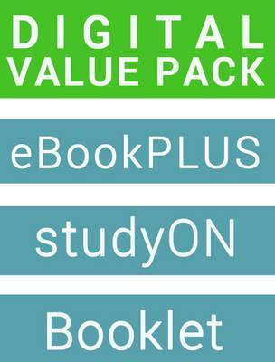 VCE Food & Technology Units 3&4 Book 2 3E EBookPLUS (Registration Card) + StudyOn VCE Food & Technology Units 3&4 & Booklet Value Pack