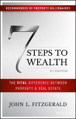 7 Steps to Wealth : The Vital Difference Between Property and Real Estate