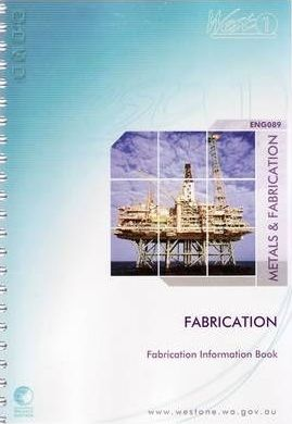 ENG089 Fabrication Information Book