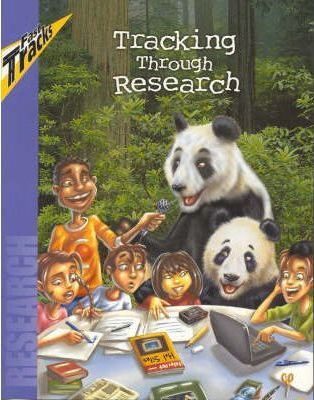 Tracking through Research - Fast Track Genre Focus Book