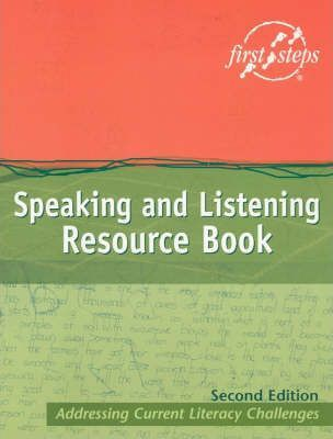 Speaking and Listening Resource Book