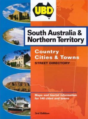 South Australia and Northern Territory Cities and Towns