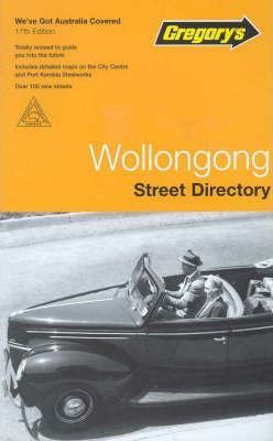 Gregory's Wollongong: Street Directory