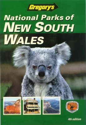 Gregory's Touring and Recreational Guides: National Parks of New South Wales