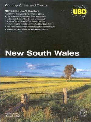Ubd New South Wales Cities and Towns