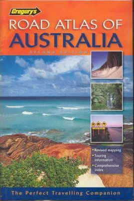 Road Atlas of Australia 2005