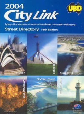Street Directory: City Link - Syndney, Wollongong, Canberra and Newcastle