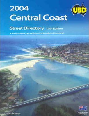 Central Coast Street Directory 2004