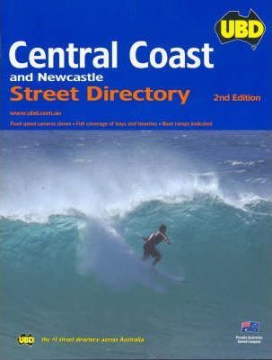 Central Coast and Newcastle Street Directory