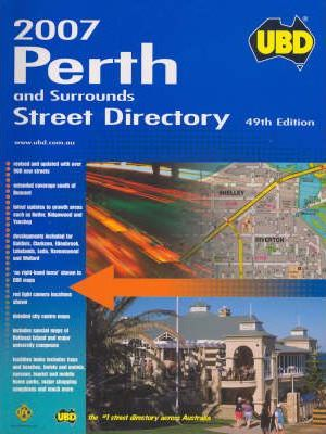 Perth Street Directory