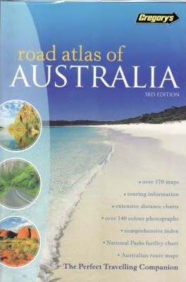 Gregory's Road Atlas of Australia