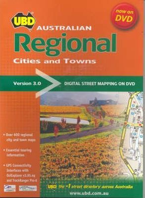 Australian Regional Cities and Towns