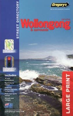 Wollongong and Surrounds Street Directory