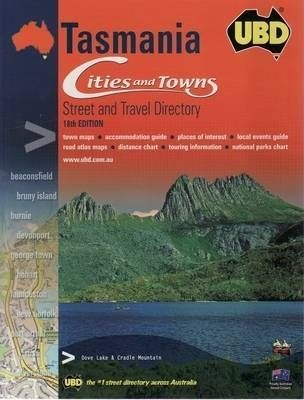 Tasmania Cities and Towns