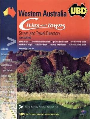 Western Australia Cities and Towns