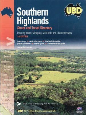 UBD Southern Highlands Street Directory