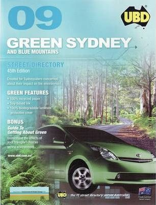 Green Sydney and Blue Mountains