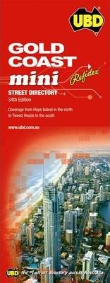Gold Coast Mini Refidex Street Directory 34th ed