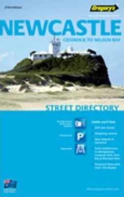 Gregory's Newcastle Street Directory