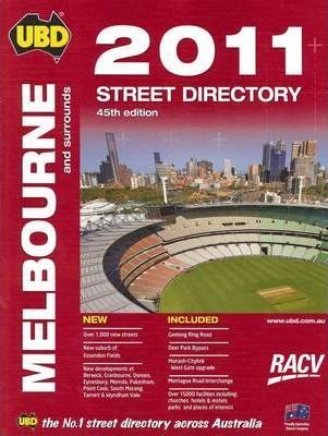 Melbourne Street Directory