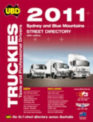 Truckies Sydney and Blue Mountains Street Directory