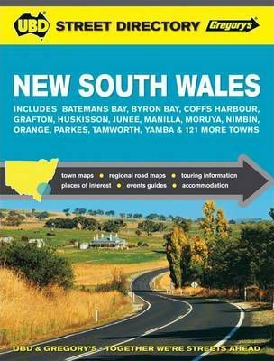 New South Wales Street Directory 18th ed