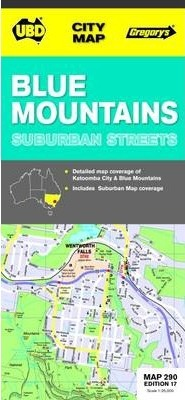 Blue Mountains Map 290