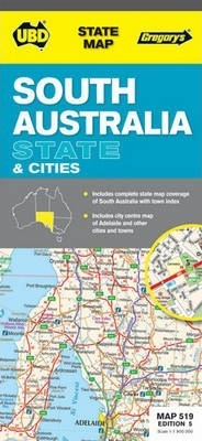 South Australia - State and Sities 519