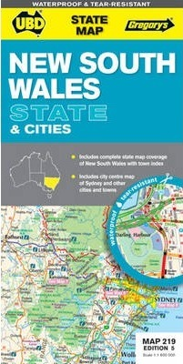 New South Wales State and Cities 219