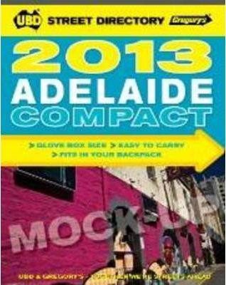 UBD Gregorys Compact Adelaide 4th 2013